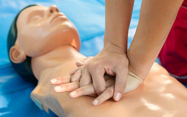 CPR, AED, & First Aid Training